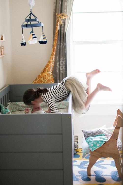 decoracao de quarto de bebe azul e amarelo:Quartinho de Menino – Em tons de Cinza, Azul e Amarelo
